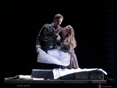"""""""EL ORO DEL RIN"""" Nueva ópera en el Teatro Real"""