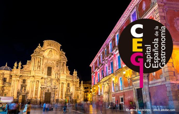 Murcia recibirá el testigo de Almería como C.E.G. 2020