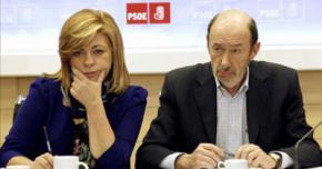 La negativa de Pedro Sánchez a impulsar a Elena Valenciano en Bruselas complica la unidad del PSOE