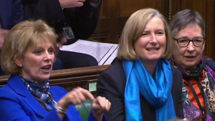 Tres diputadas conservadoras británicas dejan el partido debido al Brexit