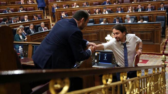 El Gobierno y Unidos Podemos acercan posturas para aprobar una reforma del alquiler antes de acabar la legislatura