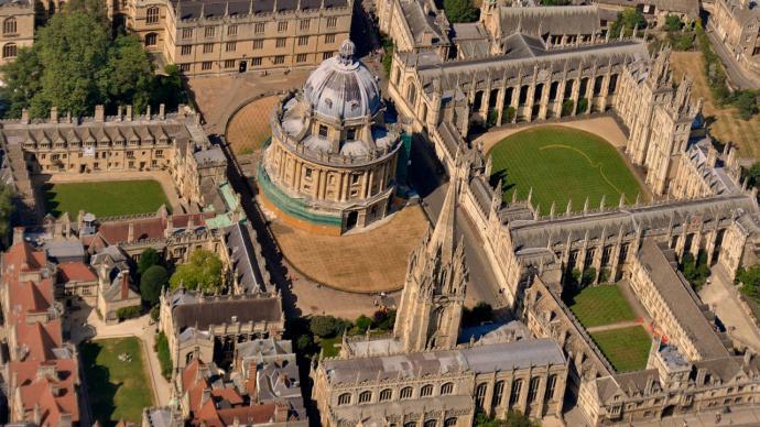 Oxford, imagen de referencia