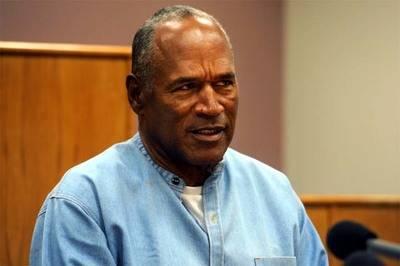 Simpson, de 70 años, fue condenado a 33 años de prisión en 2008