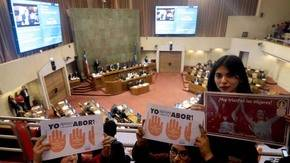 Aborto terapéutico tendrá que esperar en Chile por trabas en el Congreso