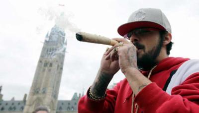 El cannabis estaba prohibido desde 1923 en Canadá, que ya había autorizado su uso con fines terapéuticos en 2001