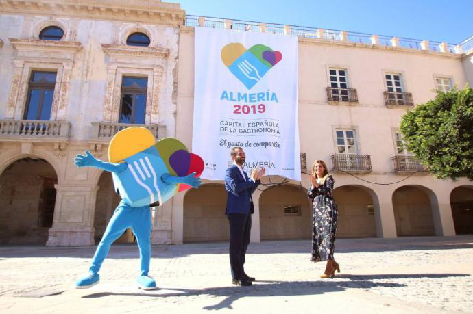 Almería recibirá el relevo de León para ser Capital Española de la Gastronomía