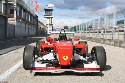 Conducir un coche de Fórmula 1