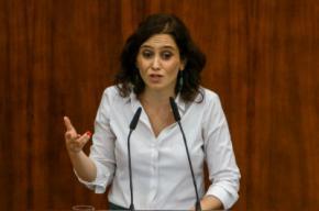 Isabel Díaz Ayuso en imagen de archivo