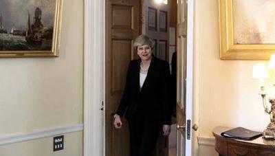 Theresa May presenta un programa de Gobierno centrado en el Brexit