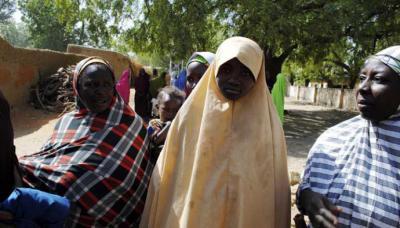 Nigeria: Boko Haram libera a 91 niñas raptadas