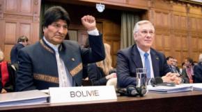 Bolivia denuncia intento de Chile de 'repudiar' obligación de negociar salida al mar en La Haya