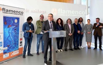 La VI Bienal de Arte Flamenco de Málaga arranca el 3 de abril y pone el acento en la juventud