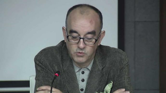 """Alfonso de la Torre: conferencia sobre """"Abstracción, su papel en el siglo XX"""""""