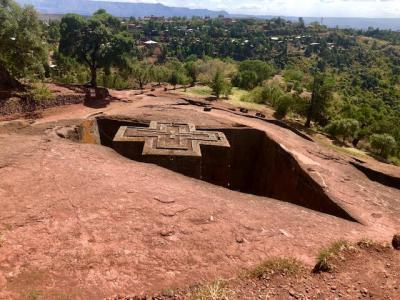 """Isabelle Hirschi fotografía la Etiopía cristiana, que es como una """"Jerusalén ortodoxa"""""""