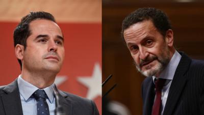 Ignacio Aguado y Edmundo Bal