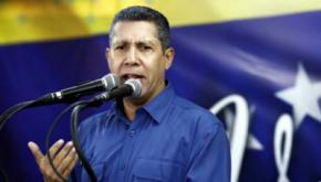 Henri Falcón, candidato opositor a la Presidencia de Venezuela.