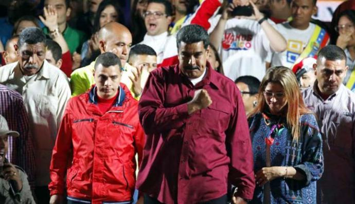 Nicolás Maduro fue reelegido como presidente de Venezuela, según el Poder Electoral.
