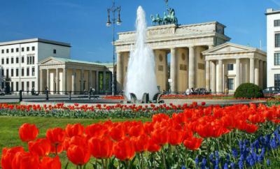 Berlín en primavera
