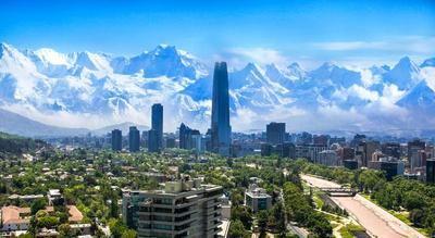 Santiago de Chile (imagen de referencia)