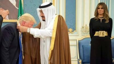 Estados Unidos y Arabia Saudí firman acuerdo militar por 110.000 millones dólares