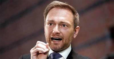 Christian Lindner es el líder del Partido Democrático Libre.