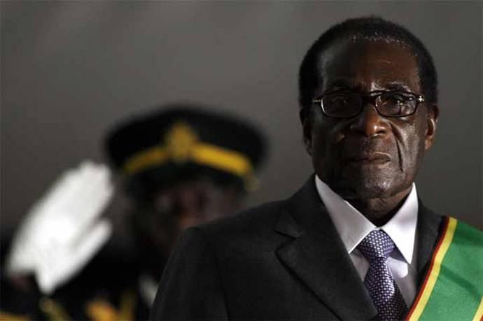 Una semana después del golpe de estado: dimite el presidente de Zimbabue