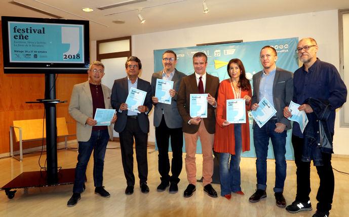El festival literario Eñe llega a Málaga con dos intensas jornadas culturales los días 26 y 27 de octubre