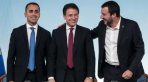 Movimiento Cinco Estrellas y Liga firman la paz y acuerdan una amnistía fiscal que contenta a ambos