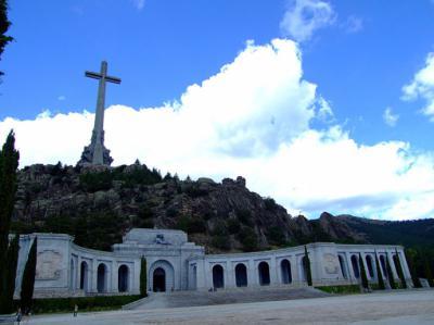 El Valle de Los Caídos (Foto: Juan Ignacio Vera)