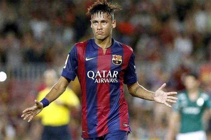 Neymar, delantero del PSG en imagen de archivo