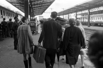 Foto: ICAS-SAHP, Fototeca Municipal de Sevilla. Archivo Serrano, 1961
