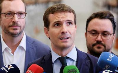 La Fiscalía se opone a investigar a Pablo Casado por su máster