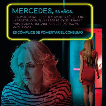 Cartel de la campaña contra la prostitución y trata sexualAyuntamiento de Burgos