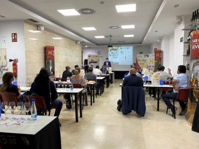 Más de 120 profesionales de la hostelería madrileña se han formado en Sabores de la provincia de Sevilla