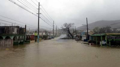 Huracán María deja devastación absoluta en Puerto Rico