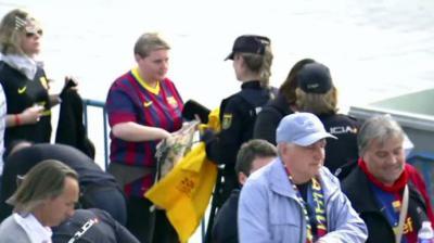 Interior asegura que se requisaron camisetas amarillas y banderas para evitar 'violencia' durante la final de Copa