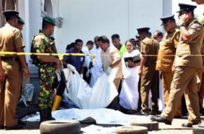 Las autoridades de Sri Lanka elevan a 290 los muertos tras los atentados