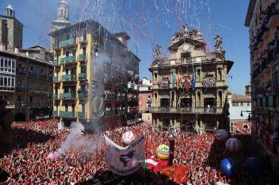 Pamplona suspende las fiestas de San Fermín en julio por el coronavirus