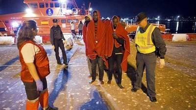 Llega a 43.000 el número de inmigrantes que cruzaron el Mediterráneo en 2017