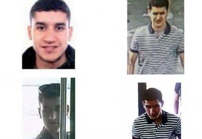 Younes Abouyaaqoub, el asesino de Barcelona.