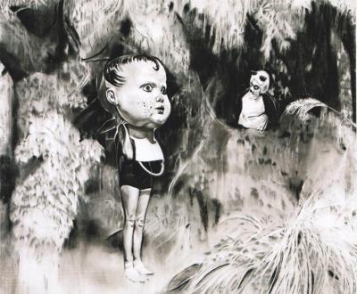 """Primer Premio certamen  de  dibujo  """"Gregorio Prieto"""""""