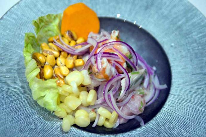 """El  """"Ceviche"""", plato """"estrella"""" de la gastronomía peruana..."""