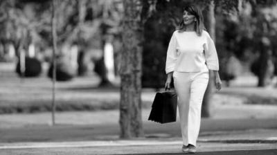 La nueva titular de la cartera, Yolanda Díaz