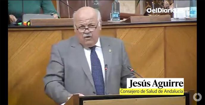 Andalucía admite un 'déficit' de jeringas adecuadas para 'aprovechar' un 'culillo' del 20% de las vacunas de Pfizer