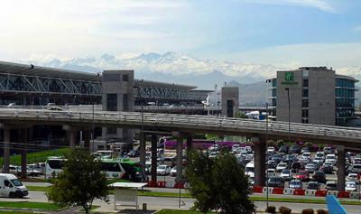 Nuevo Pudahuel: reconocimiento internacional por gestión en aeropuerto de Santiago, Chile