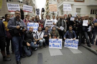 Amnistía Internacional denuncia la restricción 'desproporcionada' de la libertad de expresión en España