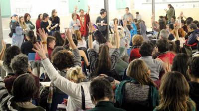 El PP cree que la huelga feminista 'rompe el modelo de sociedad occidental' y 'enfrenta a mujeres y hombres'
