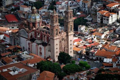 Taxco de Alarcón, pueblo mágico de México