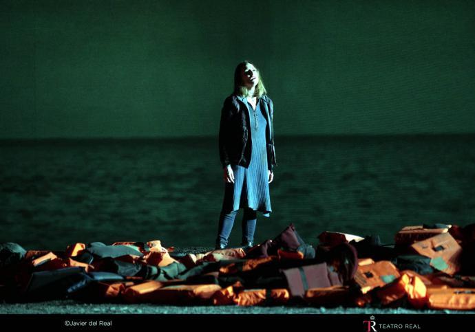 Idomeneo, de Mozart, en el Teatro Real de Madrid
