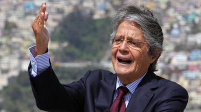 Guillermo Lasso, el exbanquero conservador